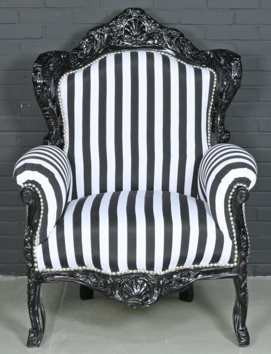Casa Padrinode Luxus Barock Möbel Dekorationen Stühle Sessel