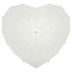 "Designer Umbrella ""Heart"" - Elegant umbrella Bild 2"