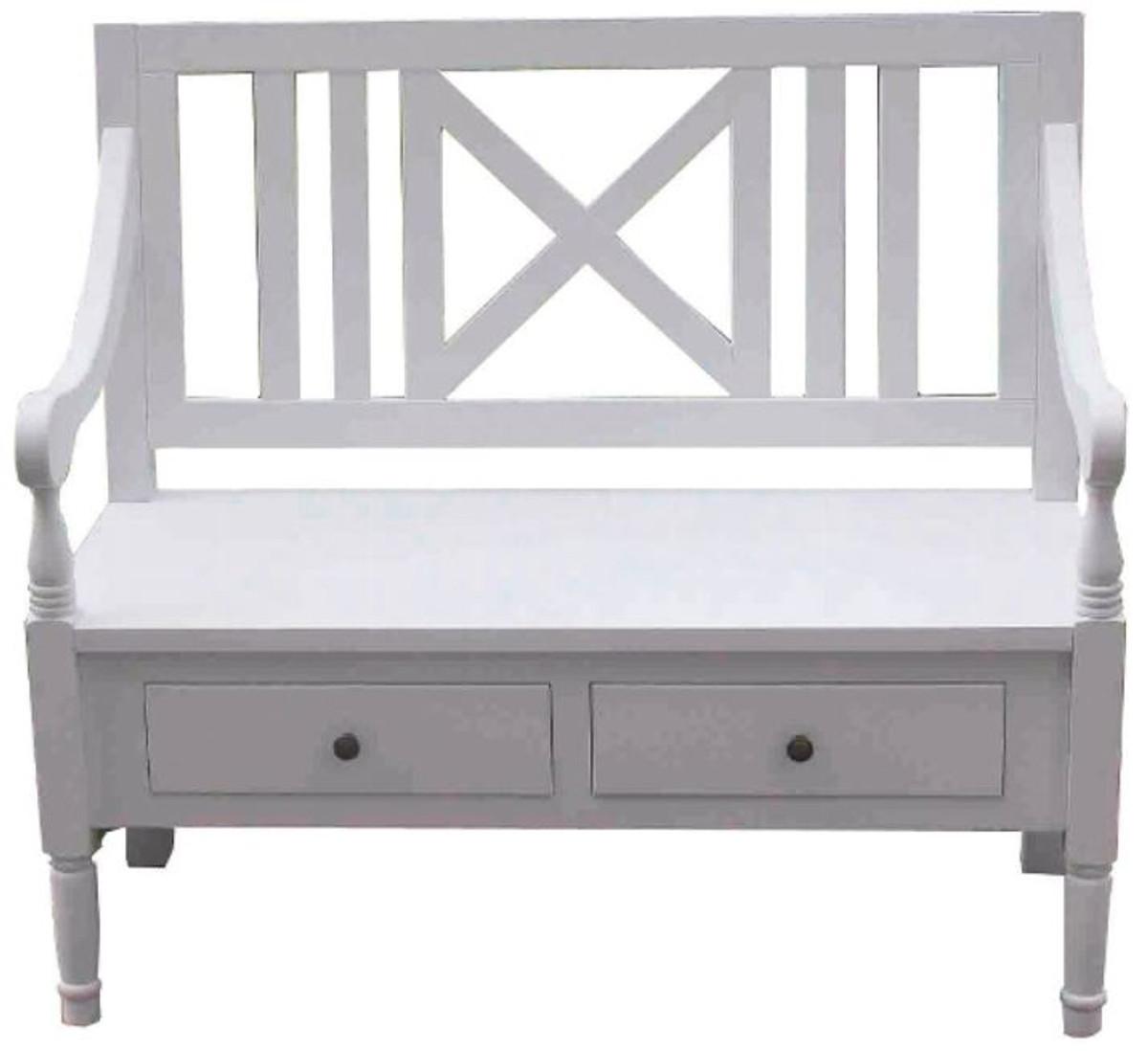 Casa Padrino Sitzbänke und Bänke im Luxus und Barock Stil