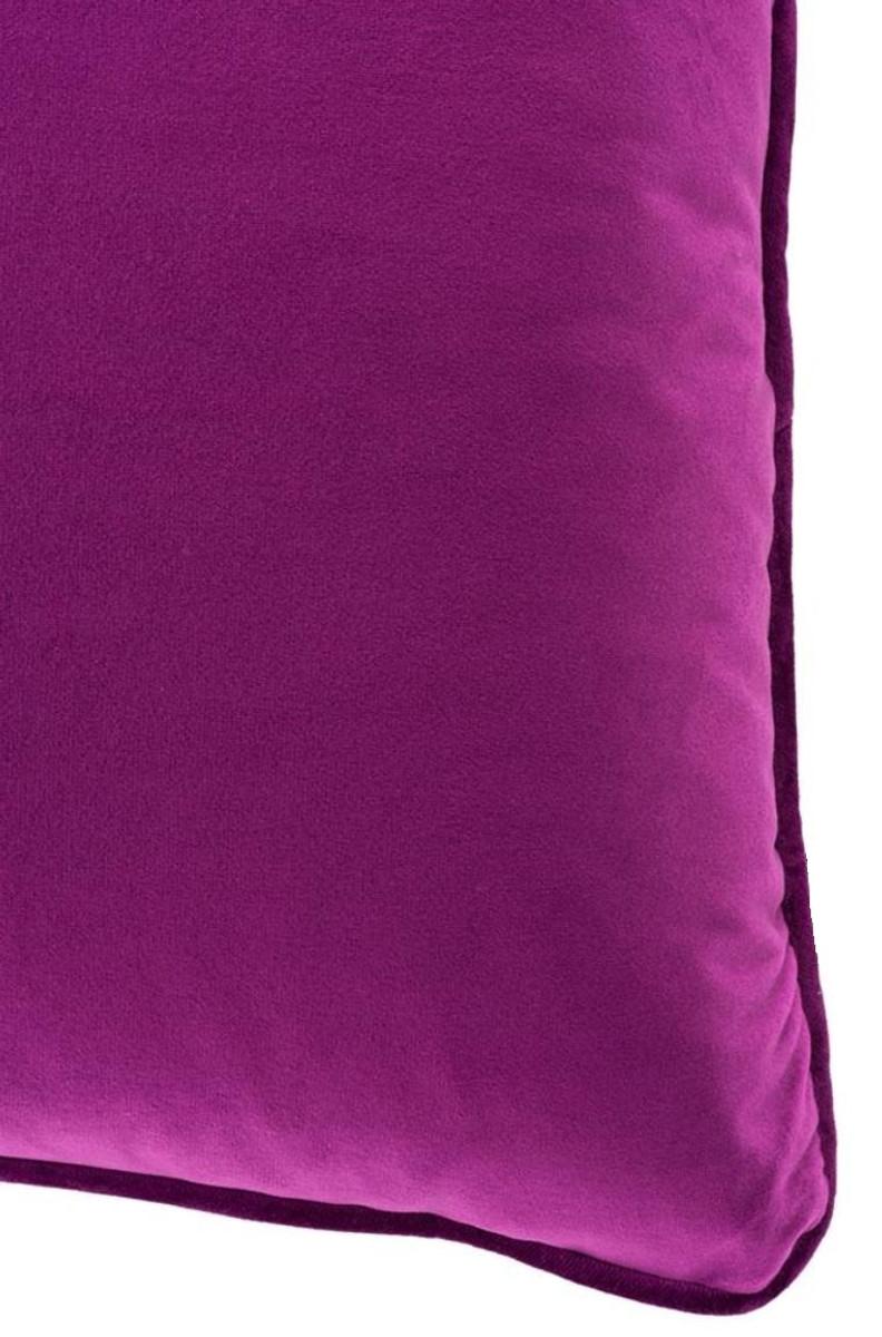 casa padrino luxus kissen lila 60 x 60 cm luxus wohnzimmer deko accessoires heimtextilien. Black Bedroom Furniture Sets. Home Design Ideas