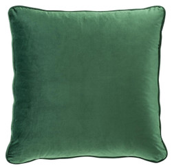 Casa Padrino Luxury Cushion Green 60 x 60 cm - Luxury Living Room Decoration Accessories