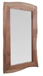 Casa Padrino designer wall mirror solid wood acacia 82 x 161cm - Hotel & Restaurant decor