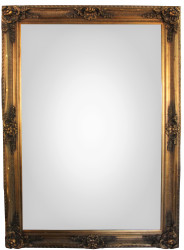 Casa Padrino luxury antique style mirror 155 x H. 210 cm - Baroque wall mirror