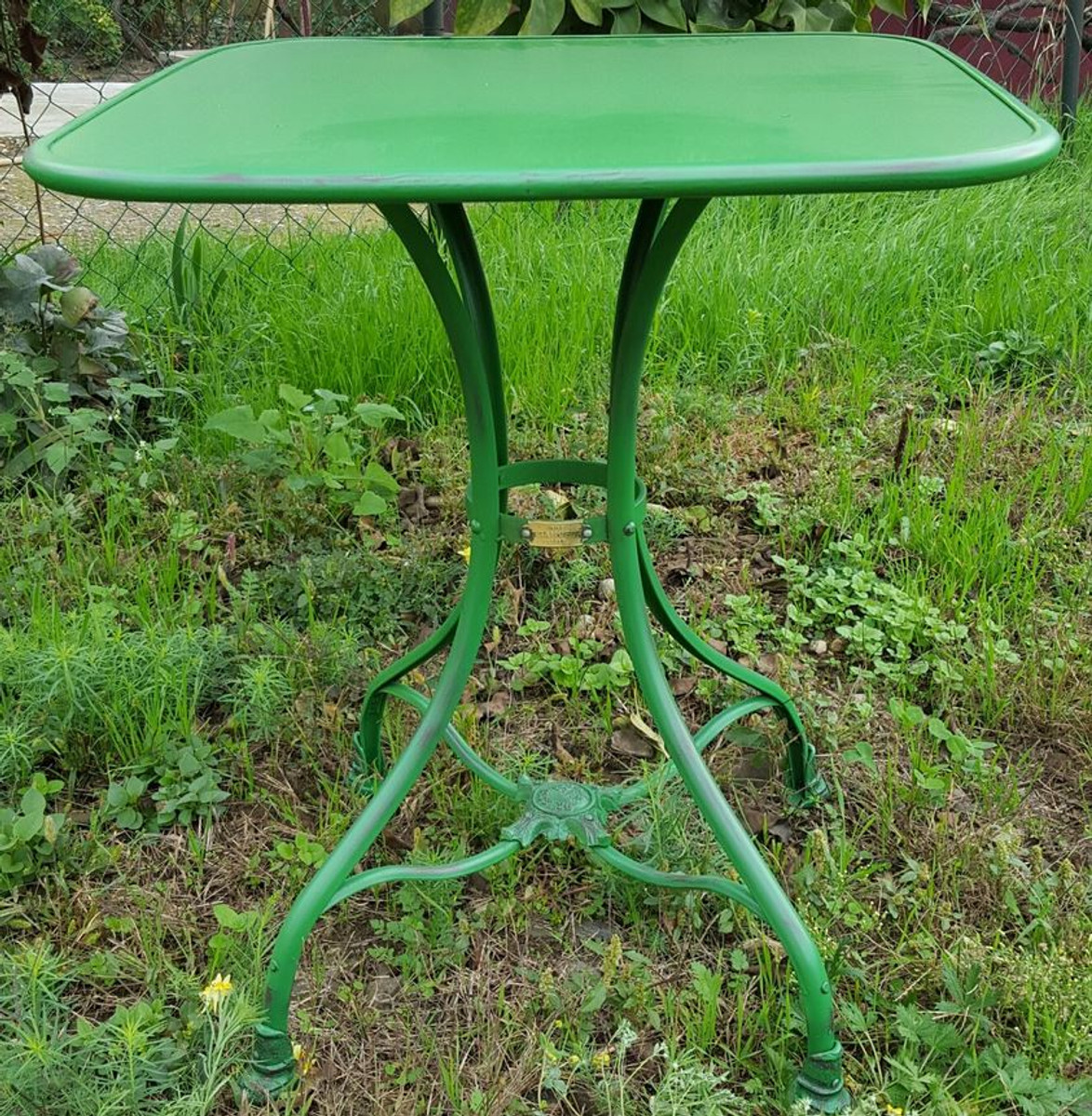Casa Padrino Garden Table 60 x 60 x H. 75 cm - Various Colors ...