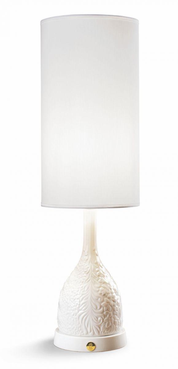 Lampada Da Tavolo Di Lusso Casa Padrino Porcellana Bianca H53 X 17 Cm Lampada Da Tavolo Di Lusso Casa Padrino De
