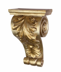 Casa Padrino Baroque Wall Console Gold - Hotel Furniture