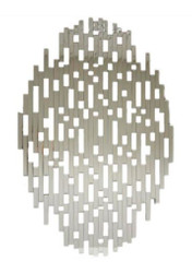 Casa Padrino Designer Mirror / Wall Mirror 80 x H. 120 cm - Luxury Quality