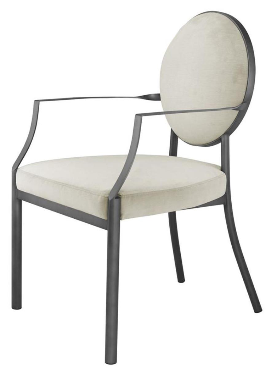 Casa padrino silla de comedor con reposabrazos en color - Sillas con reposabrazos de comedor ...