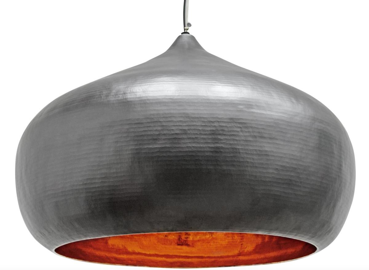 Moderne Lampen 85 : Casa padrino luxus hängeleuchte grau Ø h cm moderne
