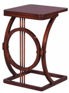 Casa Padrino Art Deco Snack Tavolino / Tavolino in Mogano Marrone 40 ...