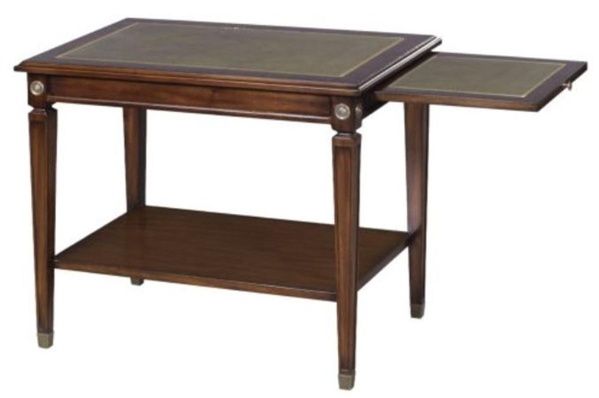 Tavolino Salotto Verde : Casa padrino tavolino da salotto in mogano di marrone verde 64 x