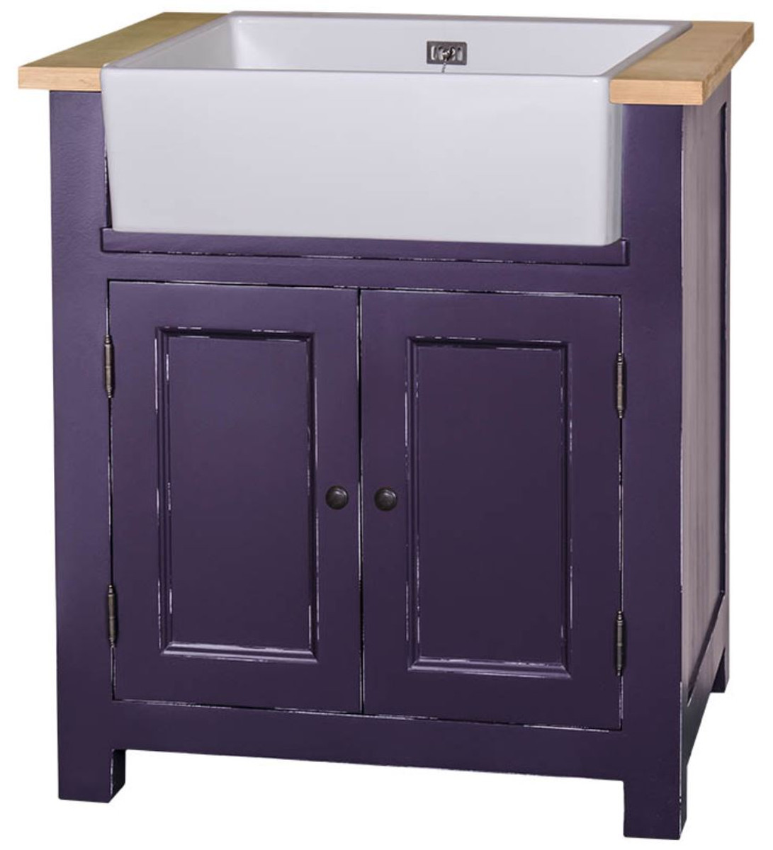 kuchenschranke lila casa padrino landhausstil sp ltisch sp lenschrank antik