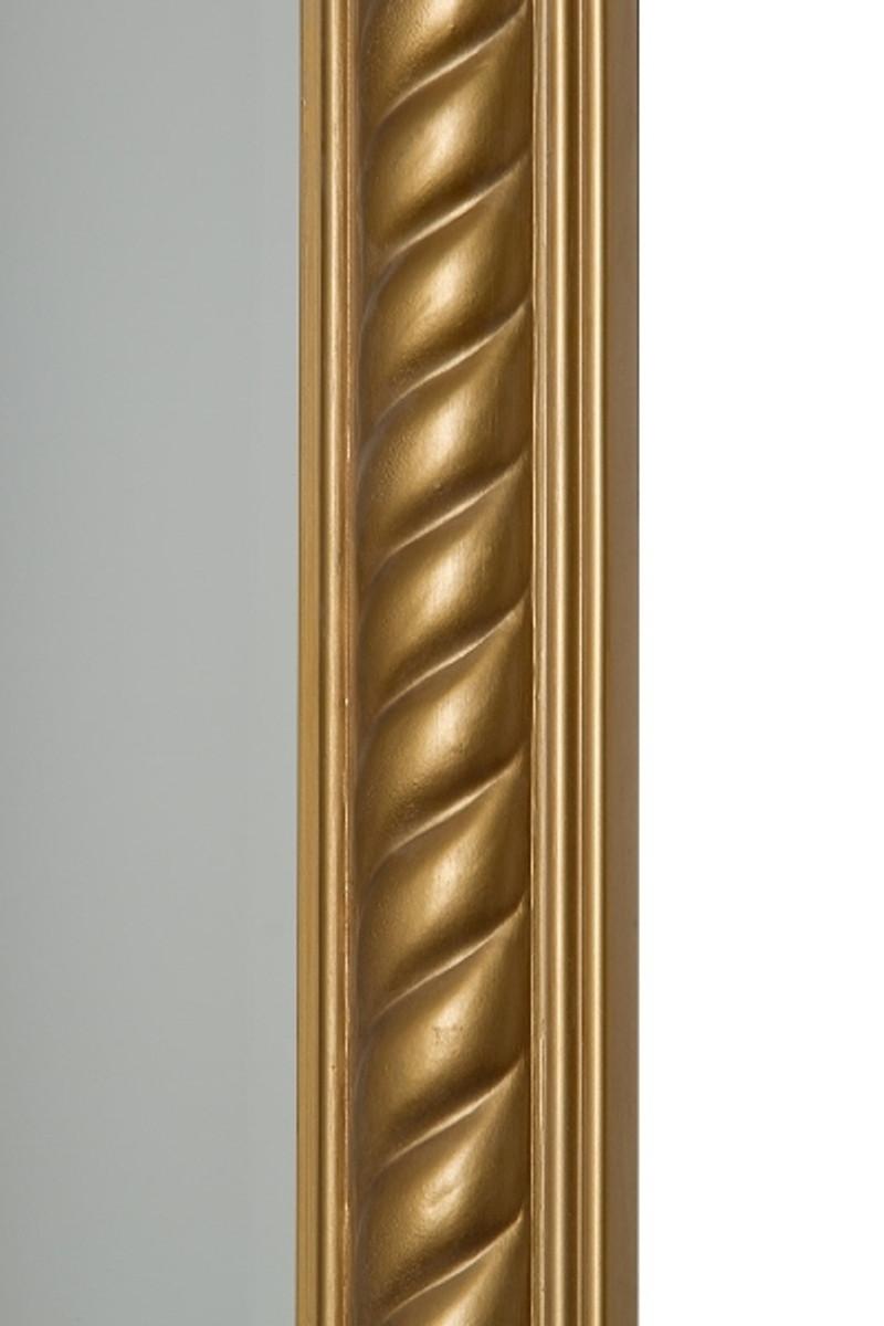 Casa Padrino Barock Standspiegel Gold Mit Wunderschönem Antik