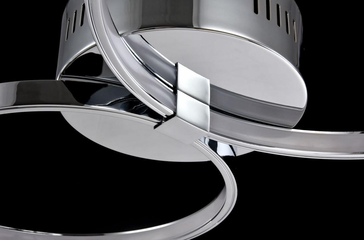 Moderne Lampen 74 : Casa padrino decken und wandleuchte silber h cm