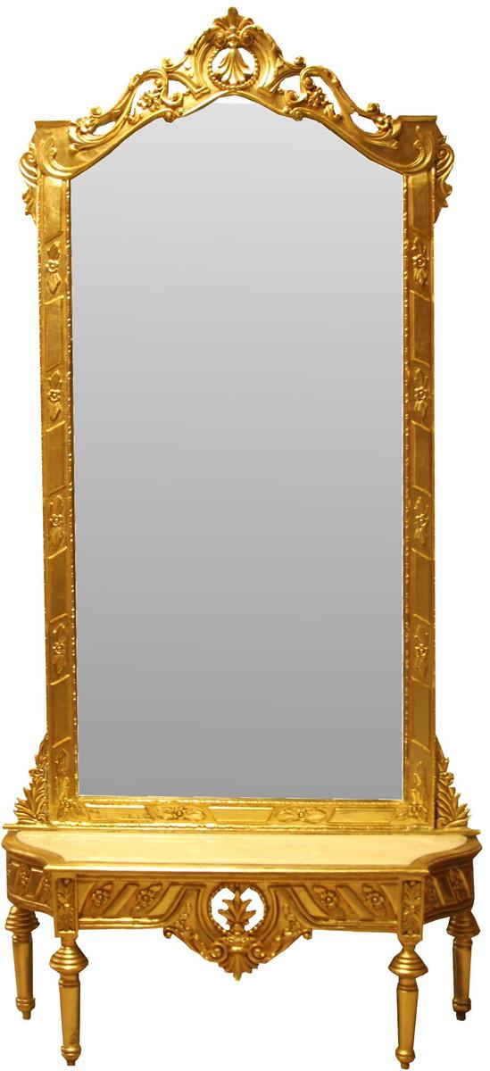 Pompöös By Casa Padrino Barock Laterne Stehleuchte Gold Pompööse