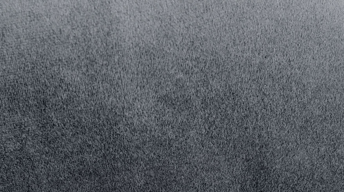 Casa padrino sgabello da bar di lusso antracite nero Ø h