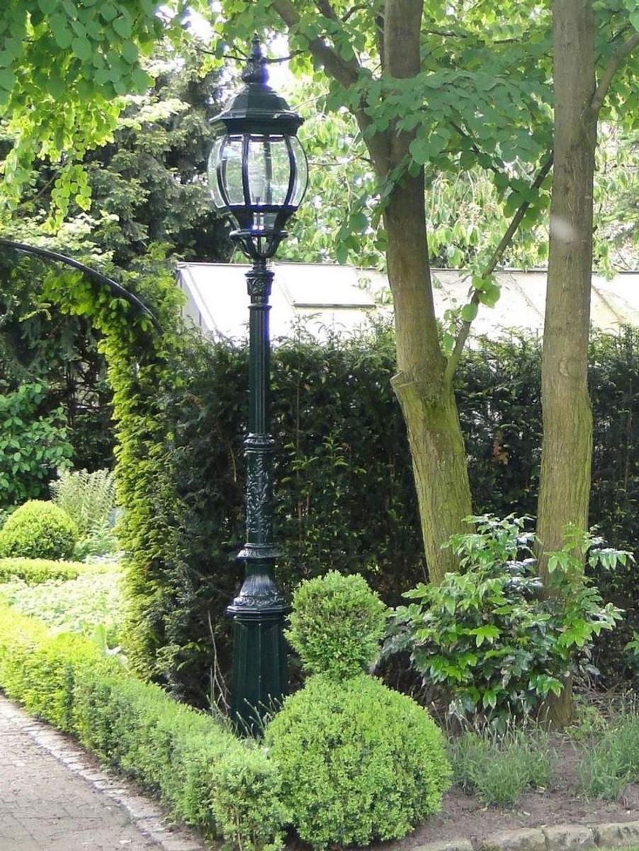 Casa Padrino Jugendstil Gartenlaterne O 45 X H 366 Cm