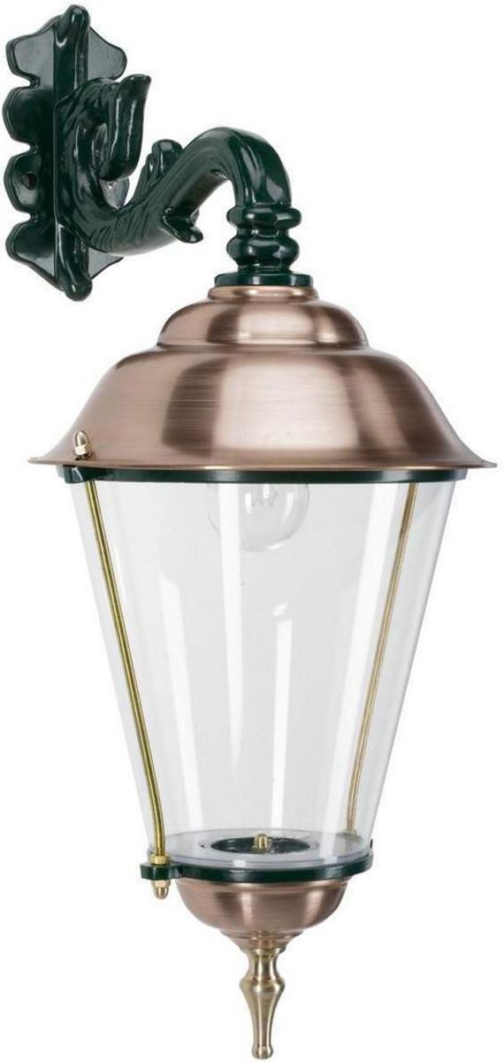 Casa Padrino Applique Da Parete Per Esterno Lanterna Esterna Art Nouveau 27 X 31 5 X H 60 Cm Vari Colori Illuminazione Esterna Per Terrazze