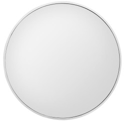 Casa Padrino luxury wall mirror silver Ø 120 cm - Round Luxury Mirror