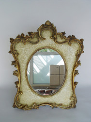 Casa Padrino Baroque Picture Frame Antique Gold H 30 cm, W 23 cm - SPECIAL!