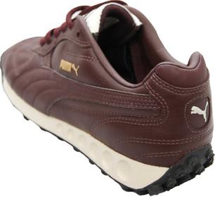 Puma Schuhe Avanti Bitter Chocolate / Antique White / Black Gr. 36  Sneaker Sneaker Schuhe - Laufschuhe Trainers – Bild 3