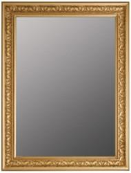 Casa Padrino Barock Spiegel / Wandspiegel Gold 62 x H. 82 cm - Möbel im Barockstil