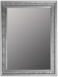 Casa Padrino Baroque Mirror / Wall Mirror Silver 62 x H. 82 cm - Furniture in Baroque Style