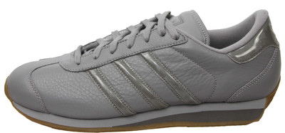 Adidas Men's Shoes Country DRC Lifestyle Alum2 / Flint / Country Sneaker Trainers Shoes Gray – Bild 1