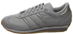 Adidas Herren Sportschuhe Country DRC Lifestyle Alum2 / Flint / Country Sneaker Sneakers Trainers Schuhe Grau 001