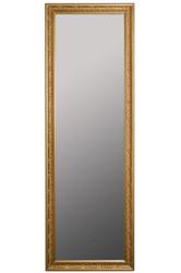 Casa Padrino Barock Wandspiegel Gold 62 x H. 187 cm - Handgefertigter Spiegel im Barockstil