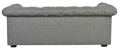 Casa Padrino Luxury Chesterfield Dogs & Cats Sofa 90 x 48 x H. 34 cm - Various Colors - Luxury Animal Furniture – Bild 5