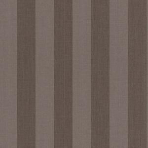 Casa Padrino Luxus Textiltapete / Stofftapete Braun - 10,05 x 0,53 m - Tapete mit seidiger Oberfläche