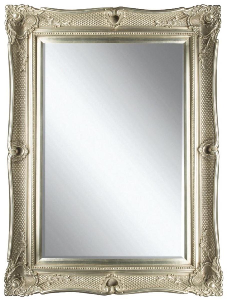 Wandspiegel Barock 90x70 GOLD Spiegel Antik Bad Spiegel Flurspiegel Wanddeko