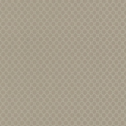 Casa Padrino luxury fabric wallpaper beige / cream / gray / silver - 10.05 x 0.53 m - Textile Wallpaper with Slightly Textured Surface