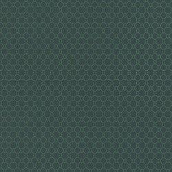 Casa Padrino luxury fabric wallpaper green - 10.05 x 0.53 m - Textile Wallpaper with Slightly Textured Surface