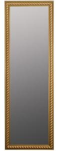 Casa Padrino Barock Spiegel / Wandspiegel Antik Gold 62 x H. 187 cm - Barockmöbel