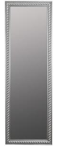 Casa Padrino Barock Spiegel / Wandspiegel Antik Silber 62 x H. 187 cm - Barockmöbel
