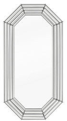 Casa Padrino luxury living room mirror / wall mirror 98 x 7 x H. 188 cm - Luxury Furniture