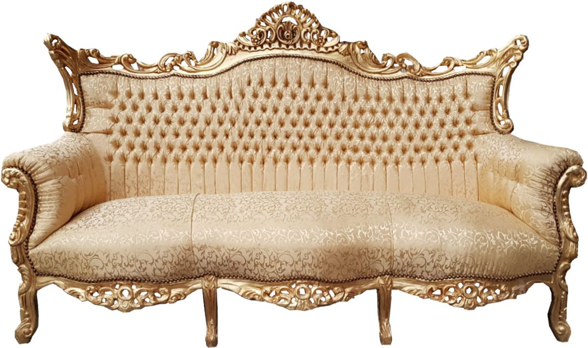 Casa Padrino Luxus Barock Sofas Prunkvolle Mobel Fur Ihr Wohnzimmer