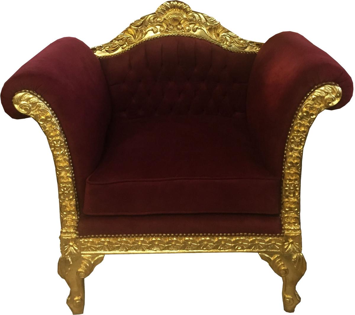 Barock Sessel In Vielen Farben Von Barockgrosshandel Casa Padrino