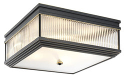 Casa Padrino luxury ceiling light bronze 40.5 x 40.5 x H. 18.5 cm - Luxury Quality