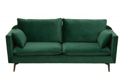 Casa Padrino Designer Wohnzimmer Sofa Grun 210 X 85 X H 90 Cm