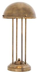 Casa Padrino luxury desk lamp vintage brass Ø 26.5 x H. 50 cm - Luxury Quality