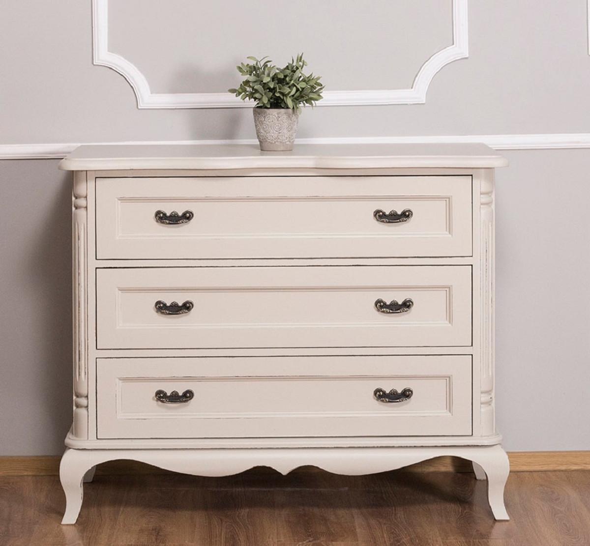 Landhaus Stil Konsolen In Weiß Und Shabby Chic