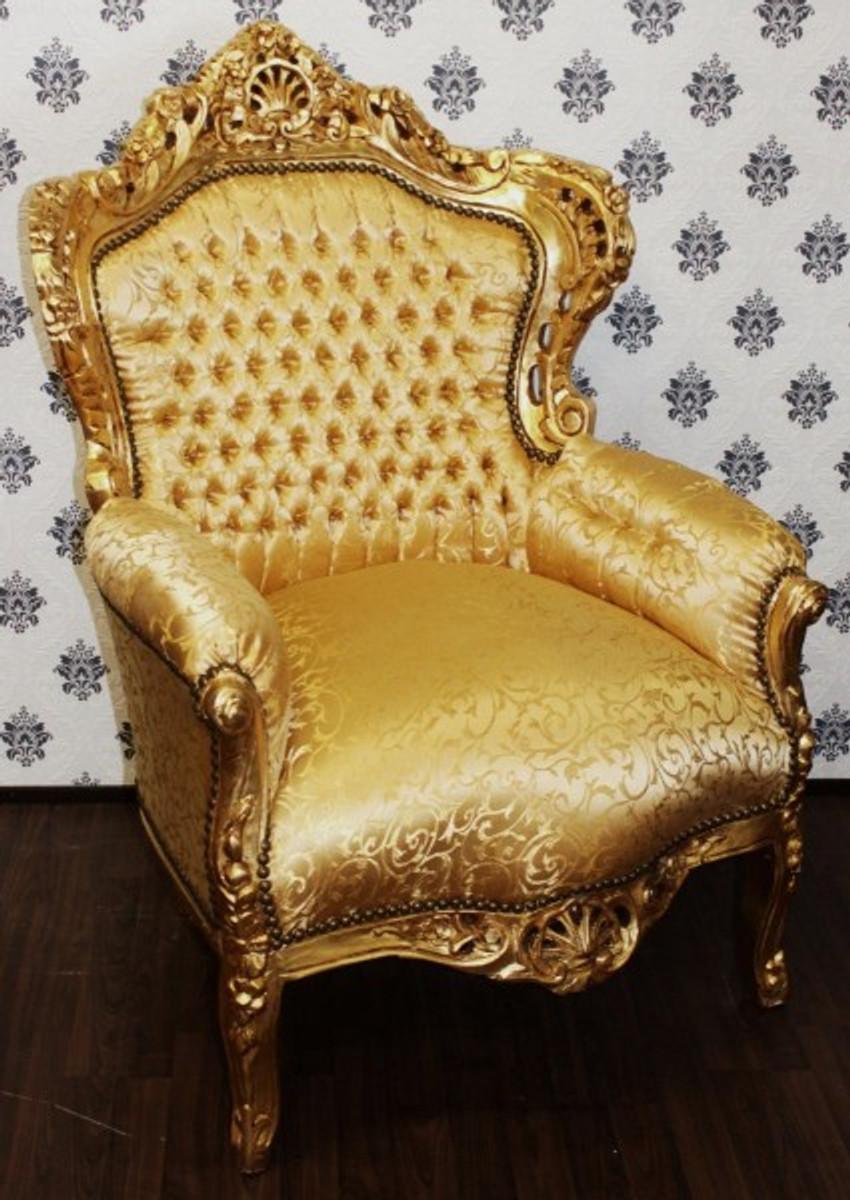 Sessel Gold