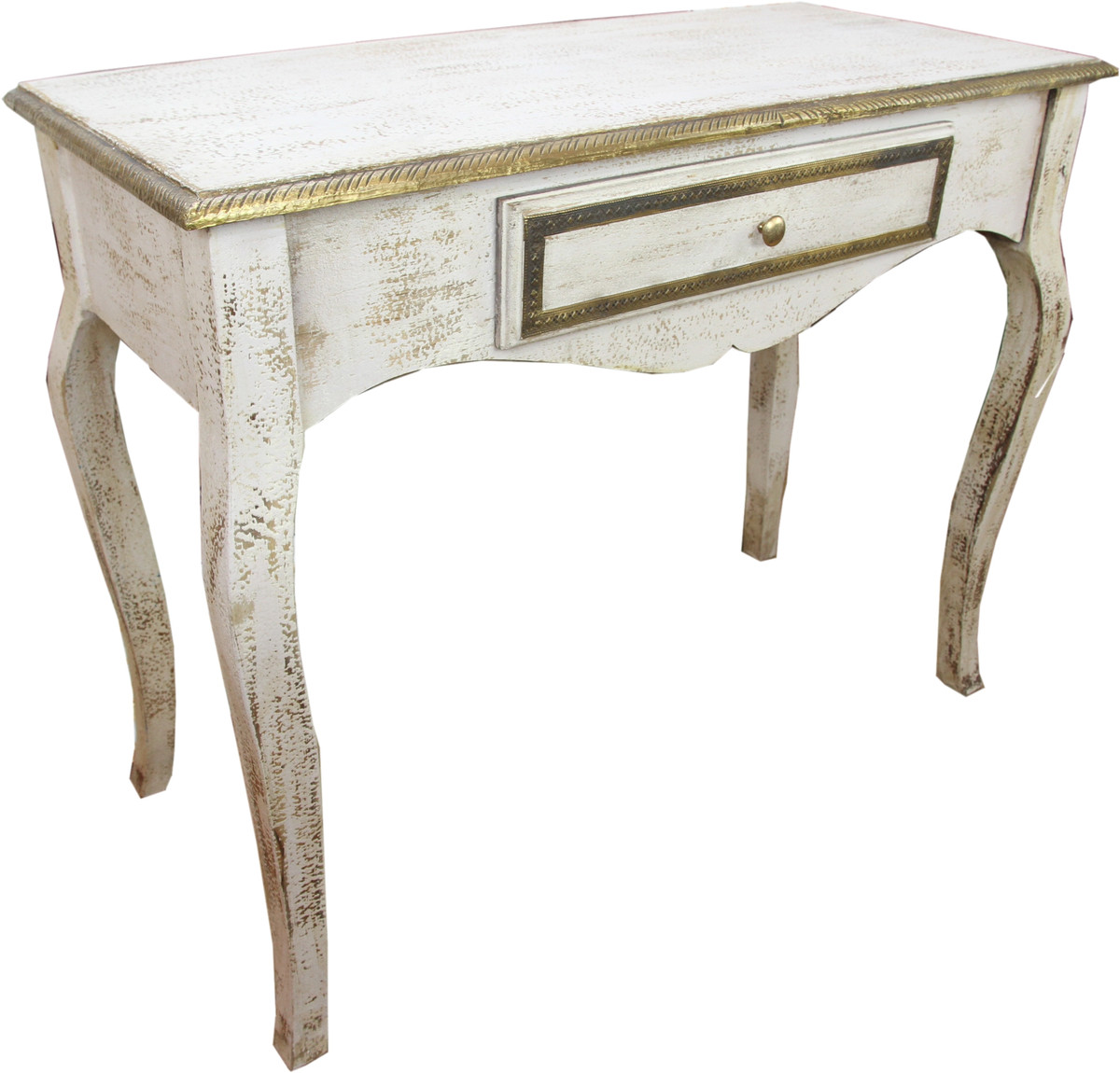 Casa Padrino Baroque Console Table Antique Style Antique White