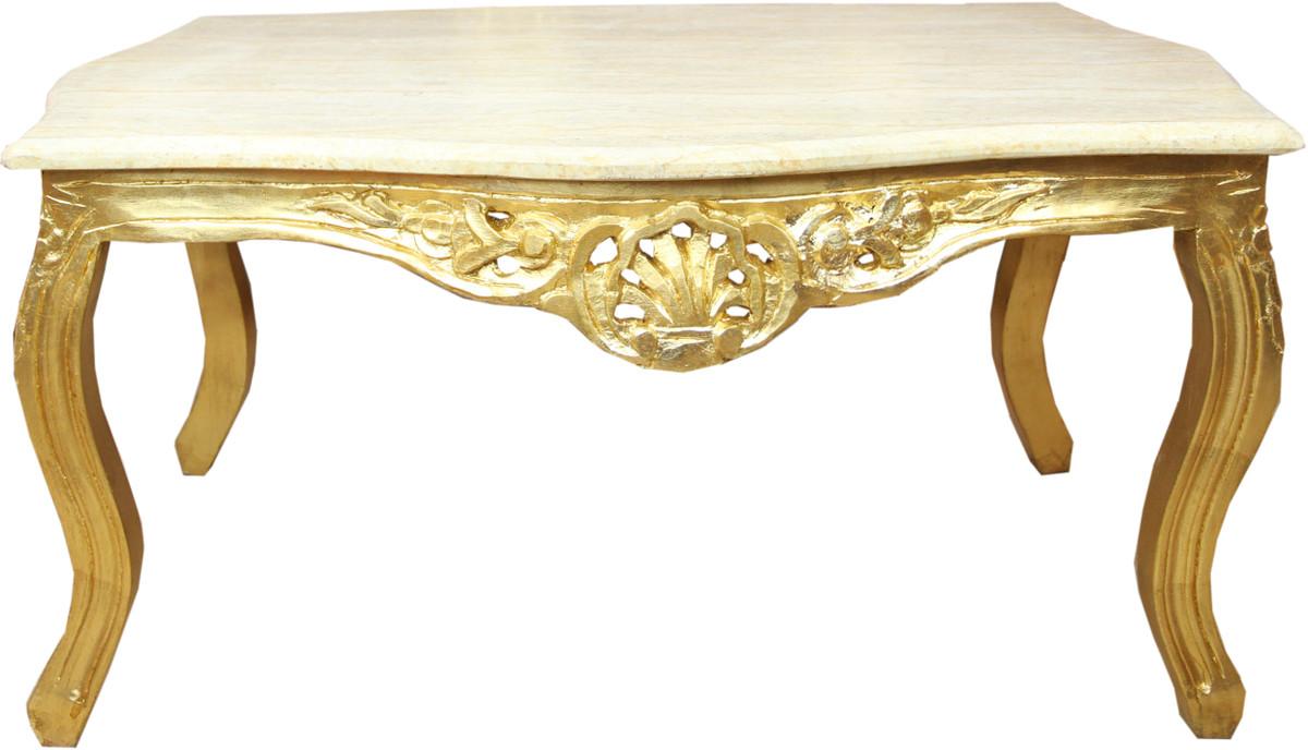 Gold Goldenes Design Prunkvoll Casa Padrino Luxus
