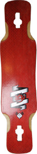 Flying Wheels Dropthrough Longboard Deck 40.5 x 9.5 inch - Carver & Cruiser Longboard Deck