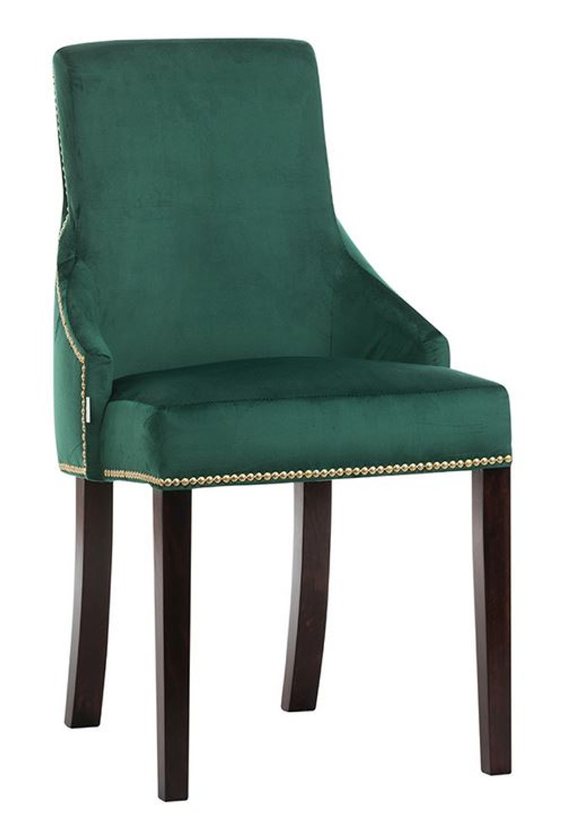 Casa Padrino Luxury Dining Chair Baroque Luxury Quality All Colors Neo Classic Style Hotel Restaurant Chair Furniture