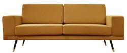 Casa Padrino Luxus Wohnzimmer Sofa 208 x 95 x H. 81 cm - Verschiedene Farben - Luxus Wohnzimmermöbel